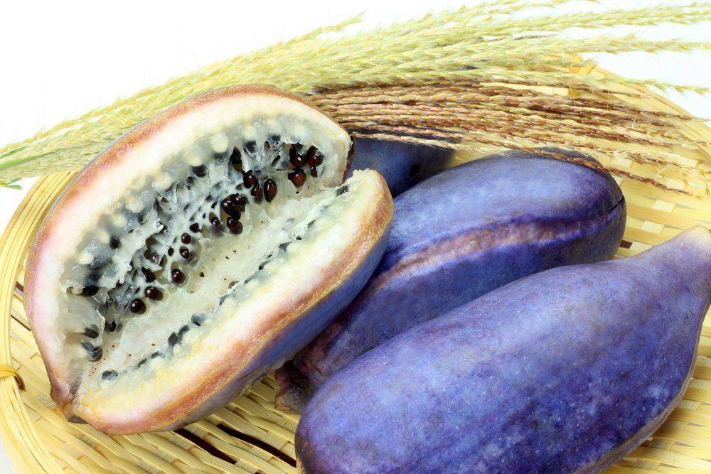 akebi fruit how to eat
