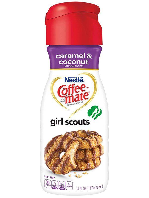 Girl Scout Caramel Delight Recipe — Dishmaps