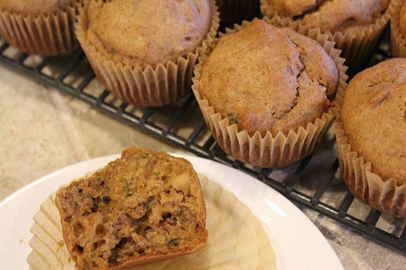 25 Gluten-Free Zucchini Bread and Muffin Recipes